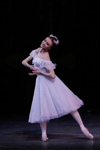 Srečanje z vrhunsko rusko baletnico
