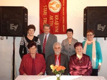 Volilni zbor članov Aktiva invalidov Stari trg