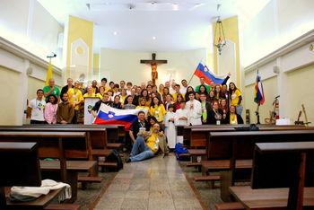 Svetovni dan mladih 2013 v Riu de Janeiru