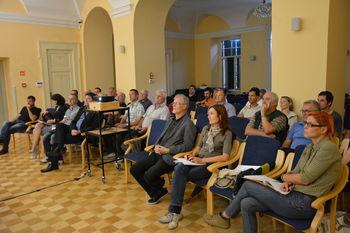 Izvedena prva javna razprava ob uvodni predstavitvi Celostne prometne strategije Občine Šempeter-Vrtojba