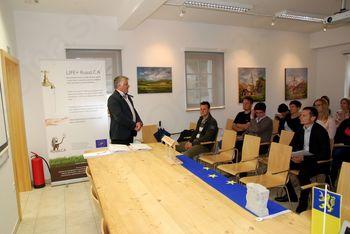 V Šentrupertu predstavili projekt RusaLCA in inovativno čiščenje komunalnih voda
