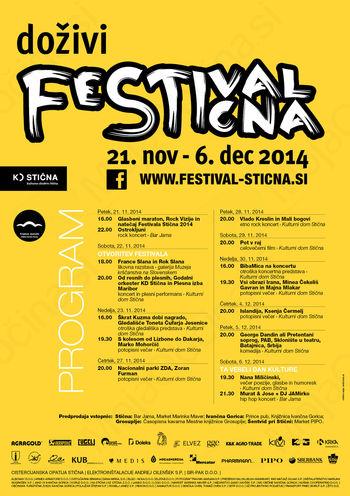 Začenja se 15. Festival Stična