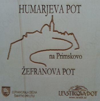 Humarjev pohod na Primskovo v nedeljo, 14. junija