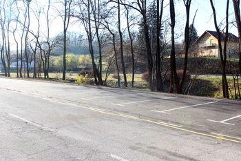 V Šentilju preurejena parkirišča