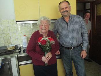 91  let Frančiške Sever