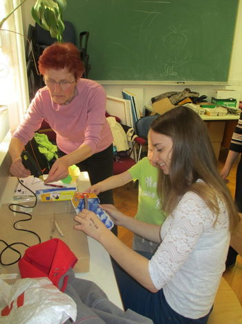 Medgeneracijsko učenje na Ljudski univerzi Tržič
