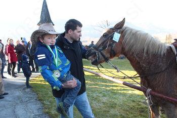 Blagoslov gospodarjem in konjem