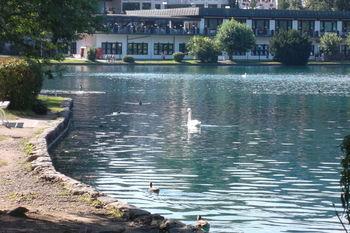 O jezerih in kulturi