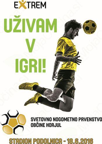 Svetovno nogometno prvenstvo občine Horjul