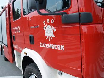 Gasilci pomagali reševalcem