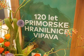 Visok jubilej Primorske hranilnice Vipava