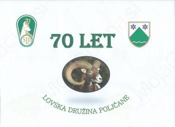 Praznovanje 70. obletnice Lovske družine Poljčane!