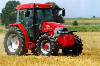 Tehnični pregled traktorjev