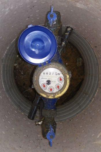 Obvestilo o moteni dobavi pitne vode