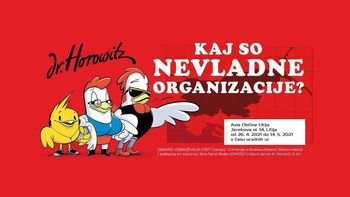 Razstava: Kaj so nevladne organizacije