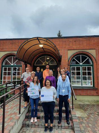 V Latviji spoznavali dobre prakse s področja prostovoljstva
