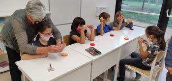 Več kot 225 učencev OŠ Litija spoznavalo lokalna društva