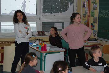 V Osnovni šoli Trebnje dan dejavnosti SMO POGUMNI