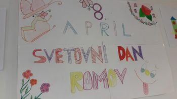 Proslava ob svetovnem dnevu Romov v Vejarju