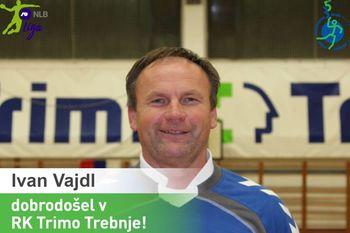 V RK Trimo Trebnje nov glavni trener