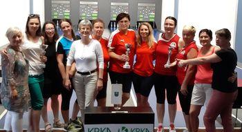 Trebanjske kegljačice zmagale na turnirju