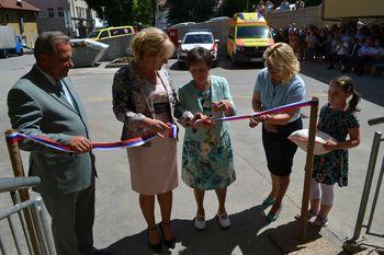 Slovesno odprtje novih prostorov Zdravstvenega doma Trebnje