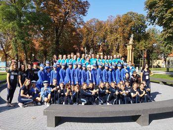 Izvrstni uspehi Trebanjskih mažoret v Vukovarju na evropskem prvenstvu