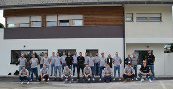 Rokometni klub Trimo Trebnje bogatejši za »Hišo rokometne akademije«