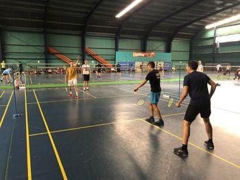 Prva slovenska badmintonska liga