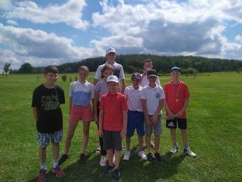 Šolsko tekmovanje v golfu