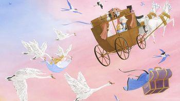 Maja Kastelic, akademska slikarka in ilustratorka svetovnega formata