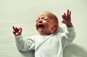 Mama — mami: srečanja za mamice z dojenčki - Dojenčkov jok