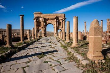 Skrivnostna Alžirija