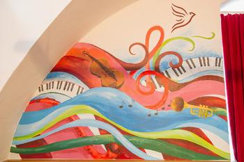 Koncert učiteljev Glasbene šole Radovljica