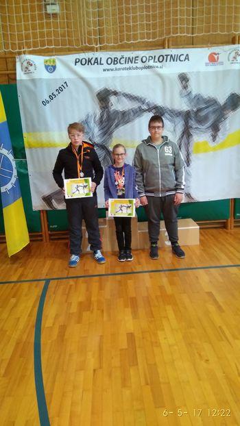 Pokalno tekmovanje za pokal občine Oplotnica