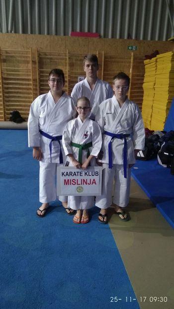Državno prvenstvo Karate zveze Slovenije