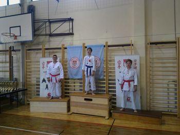 10 tekmovanj karate kluba Mislinja v letu 2018