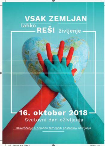 SVETOVNI DAN OŽIVLJANJA, 16.10.2018