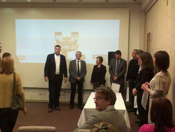 Društvo LAZ  v programu Evropa za državljane