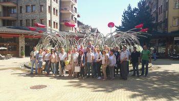 Društvo Laz na tretjem srečanju projekta H2O v Bolgariji