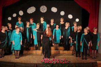 ŽPZ Laz praznoval skupaj z Občino Šmartno pri Litiji