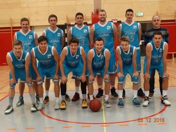 Košarkarski klub Vojnik vabi na tekmo 14. decembra
