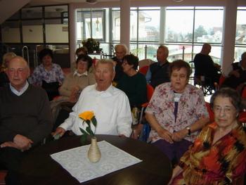 Franjo Marošek praznoval 90 let