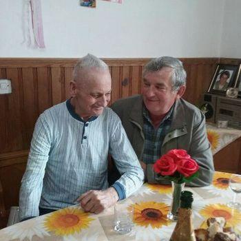 85 let Janeza Klančnika iz Homca