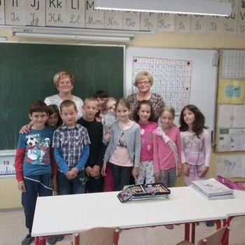 Obisk drugošolcev POŠ Nova Cerkev in Socka