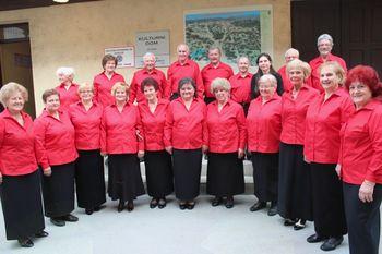 Avdicija za nove glasove v pevskem zboru DU Vojnik