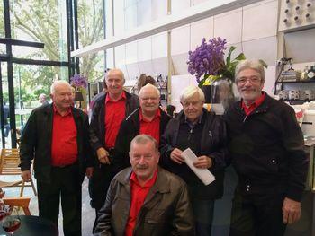 Mešani komorni zbor DU Vojnik na Festivalu za tretje življenjsko obdobje v Ljubljani