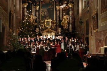 20. božični koncert Mešanega cerkvenega zbora sv. Lenarta