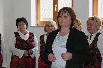 V Društvu podeželskih žena Meta smo pripravile zeliščarsko razstavo