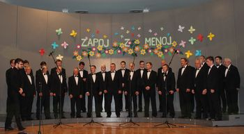 Srečanje pevskih zborov občin Vojnik in Dobrna